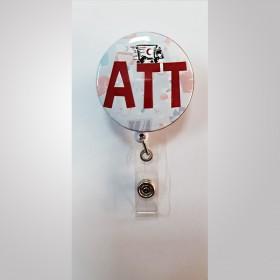 ATT Tasarımlı Yaka Kartı Tutucu