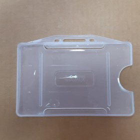 Tek taraflı Sert Plastik Kart Kabı