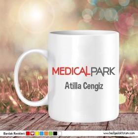MedicalPark Hastanesi Çalışanlarına Hediye Kupa Bardak