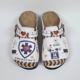 ATT, Paramedik ve 112 Ortopedik Terlik - Özel Tasarım