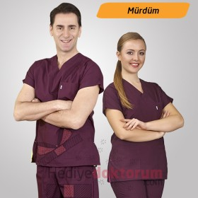Hemşire Forması | Dr. Greys Cerrahi Takım Terikoton Kumaş