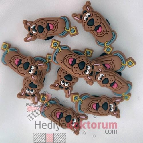 Scooby doo Desenli Crocs Süsü -Jibbitz